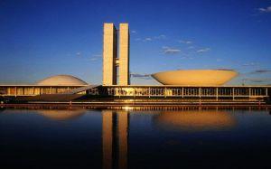 Brasilia - Oscar Niemeyer