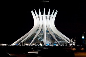 Catedral de Brasilia 1- Oscar Niemeyer