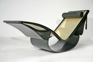 chaise lounge Rio - Oscar Niemeyer