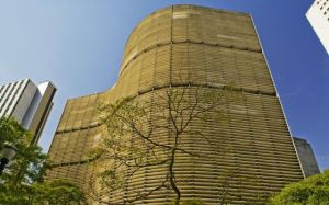 edificio Copam - Oscar Niemeyer