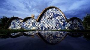Iglesia de Pampulha - Belo horizonte, Brasil - Oscar Niemeyer