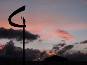 memorial JK Brasilia - Oscar Niemeyer