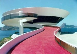 museo de arte contemporaneo de Niteroi - Oscar Niemeyer