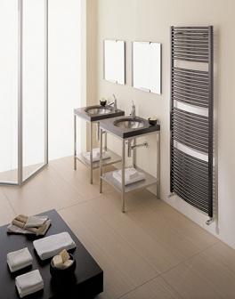 Radiador cambio sin obras sinergia y materiales - Cambiar radiador por toallero ...