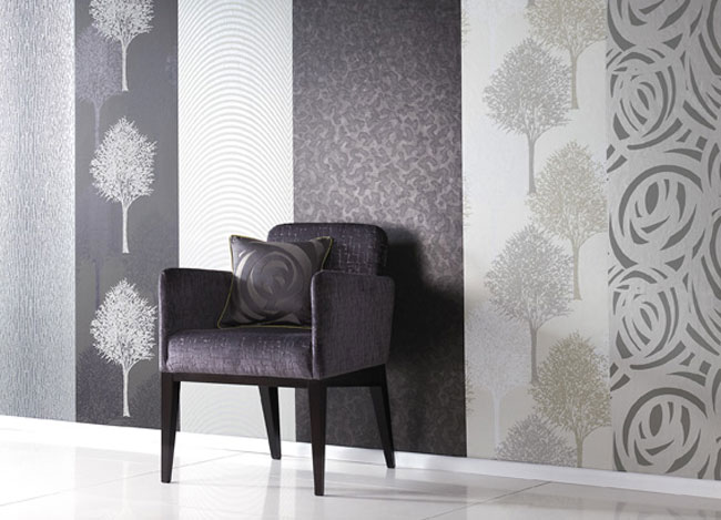 Papel pintado poveda blog materiales decoracion - Papel pintado economico ...