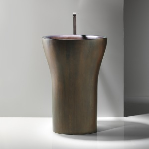 Muse Freestanding Nogal-lavabo-Catalano