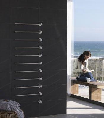 Radiador toallero t39 vola sinergia y materiales - Toalleros de agua ...
