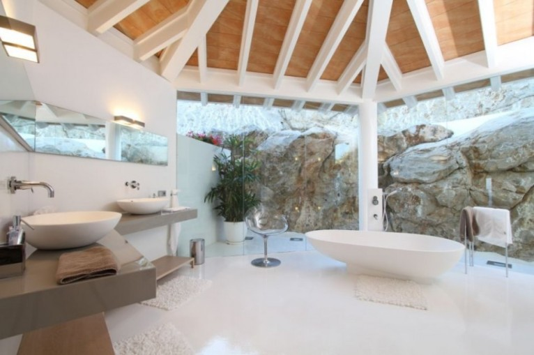 baño2- bird House by Alberto Rubio-contemporist-Poveda