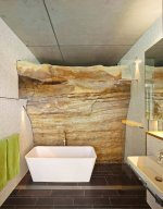 baño29-Angophora house by Richard Cole Architecture-Contemporist-Poveda