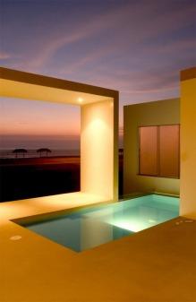 modern small beach house design