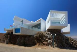 casa en desnivel-casa playa las Lomas I-05- Vertice arquitectos