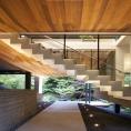 escalera- residencia-Souhlan- Australia