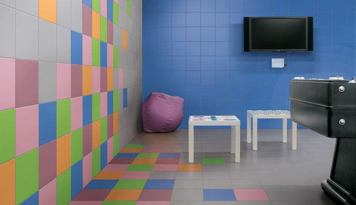 Greenscolors atlas concorde gres porcelanico esmaltado color sinergia y materiales - Gres esmaltado ...
