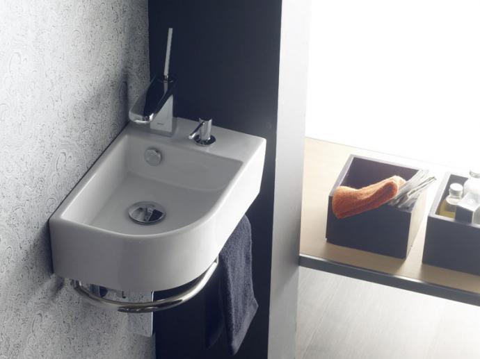 Lavabos Para Baño Esquina:Lavabos de rincón – esquina – angulares – POVEDA BLOG