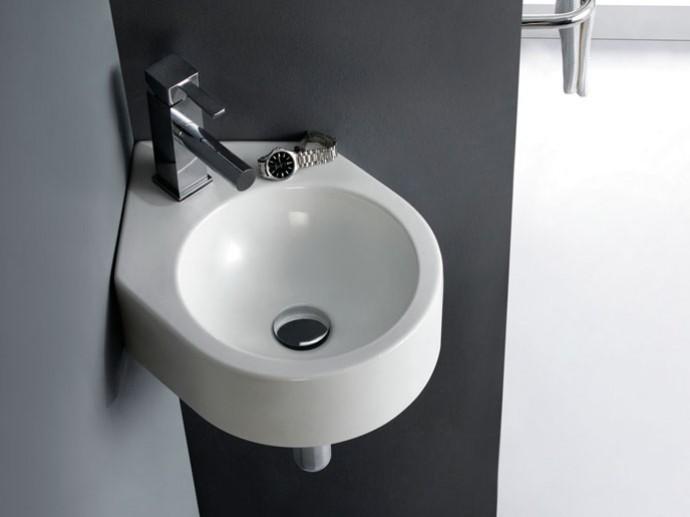 Lavabos para ba o esquina - Mueble lavabo esquinero ...