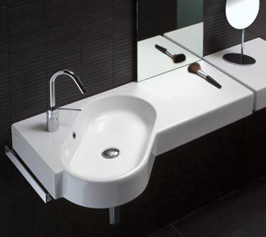 lavabo esquina porcelana 900 500 area hatria sinergia y