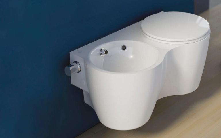 Inodoro-bide-compacto-Small+-Ideal Standard