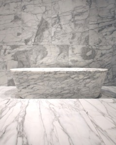 Bañera de piedra-Escavo-Piba marmi