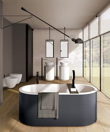 bañera-Arcadia-Ceramica Cielo