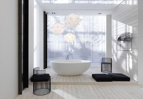 bañera-Le Giare-Ceramica Cielo