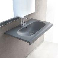lavabo-suspendido-Fluid-Ceramica Cielo