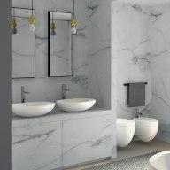 lavabo-suspendido-Le Giare-Ceramica Cielo-b