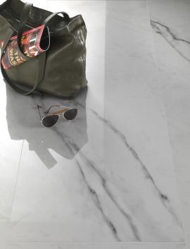 Porcelanico-reducido-espesor- Lea-Poveda-Slimtech-Timeless-marble-statuario-white
