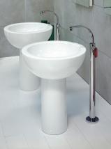 Lavabo_columna_Fonte_Fontana_ceramica_Flaminia_Poveda_decoracion