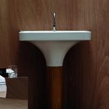 Lavabo_pedestal_ madera_Tulip_azzurraceramica_almacenes_poveda