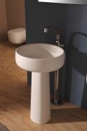 lavabo_pedestal_Bonola_ceramica_Flaminia_Poveda_decoracion