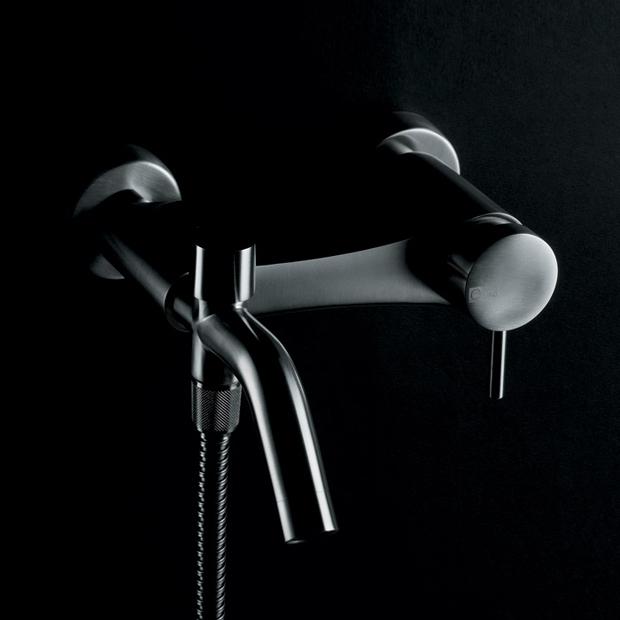 grifo bañera quadro design ottavo acero diseño almacenes poveda