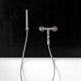 grifo ducha acero quadro design bañera grifos disñeo almacenes poveda