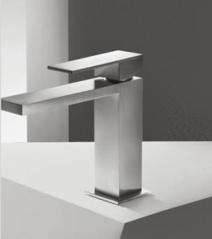 grifo acero fantini mint diseño lavabo almacenes poveda