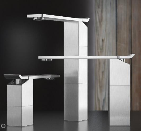 grifo acero lavabo diseño design radomonte okami almacenes poveda