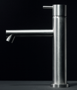 Grifo acero ritmonio inox diseño design almacenes poveda