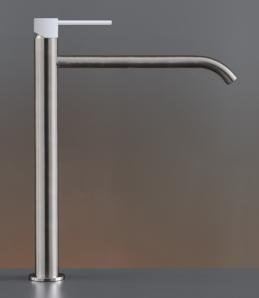 grifo lavabo acero cdea design gastone griferia diseño almacenes poveda