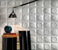 Azulejo 3d - decorar con volumen